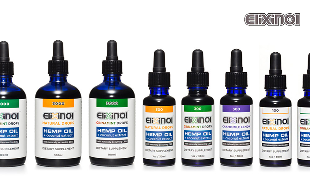CBD OIL IN STOCK!