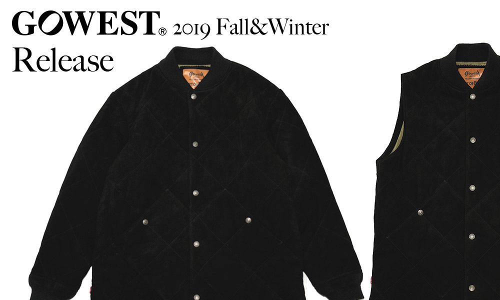 GOWEST 2019 FALL&WINTER Release