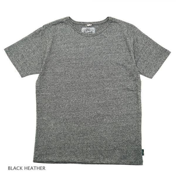 BASIC S/SL TEE / H/OC JERSEY(BLACK HEATH