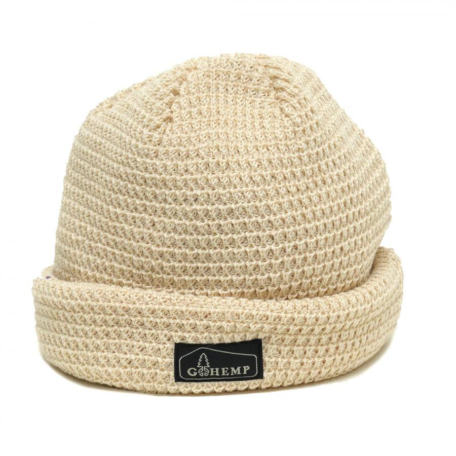 HEMP×ORGANIC COTTON WATCH CAP