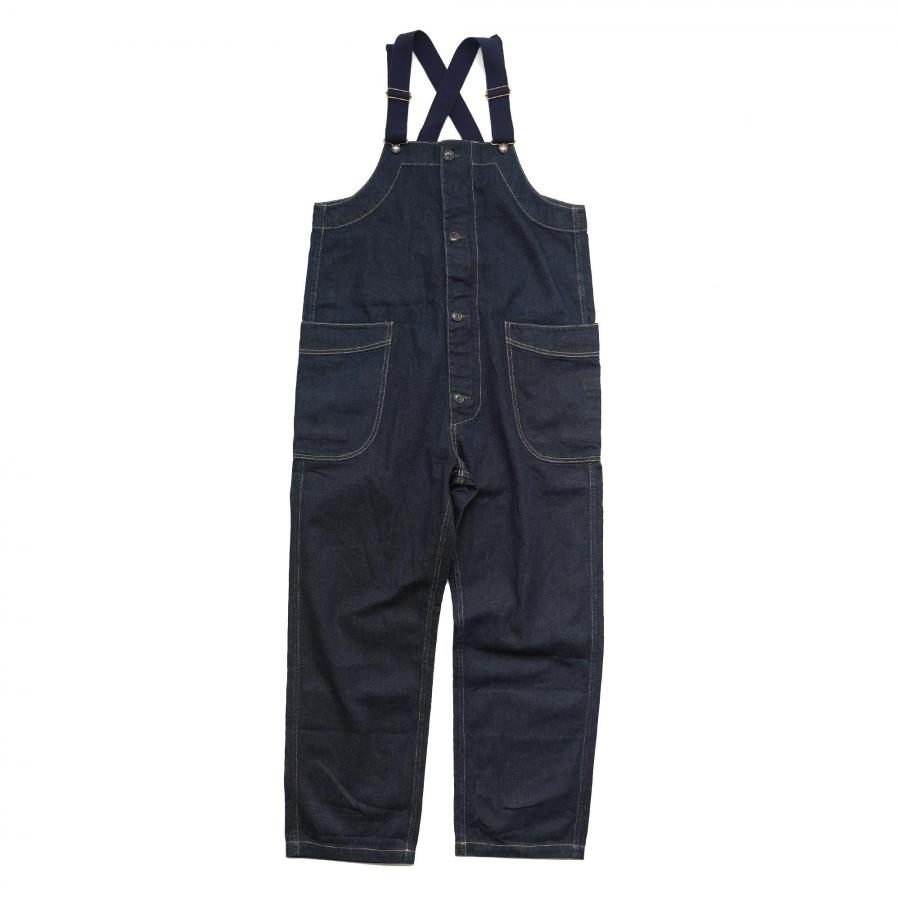 TUBE VENDOR ALL PANTS/12ozH/C DENIM