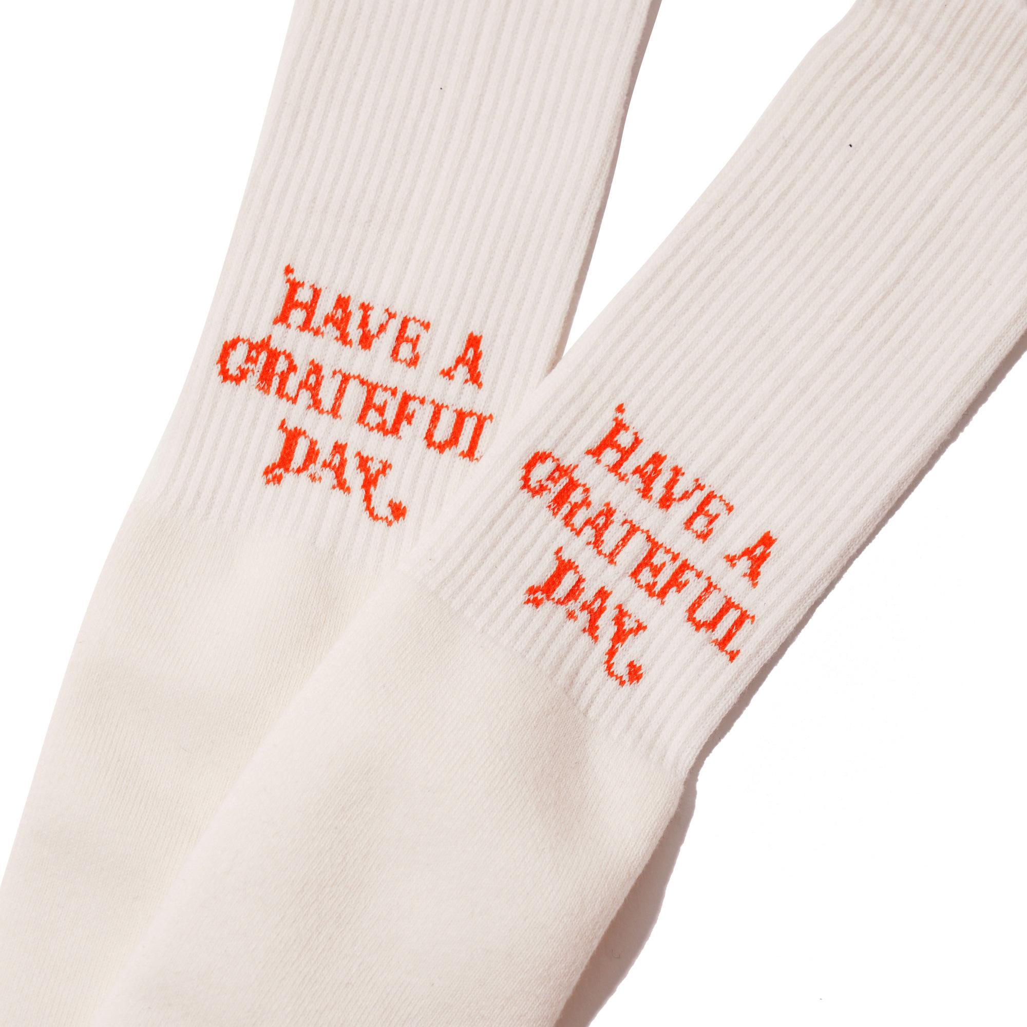 GRATEFUL DAY SOCKS