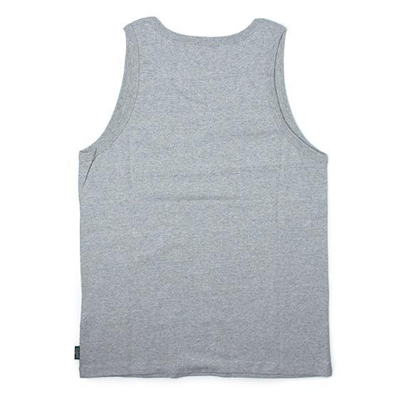 FINEDAY TANK TOP/(TOP GRAY、BLACK HEATHER