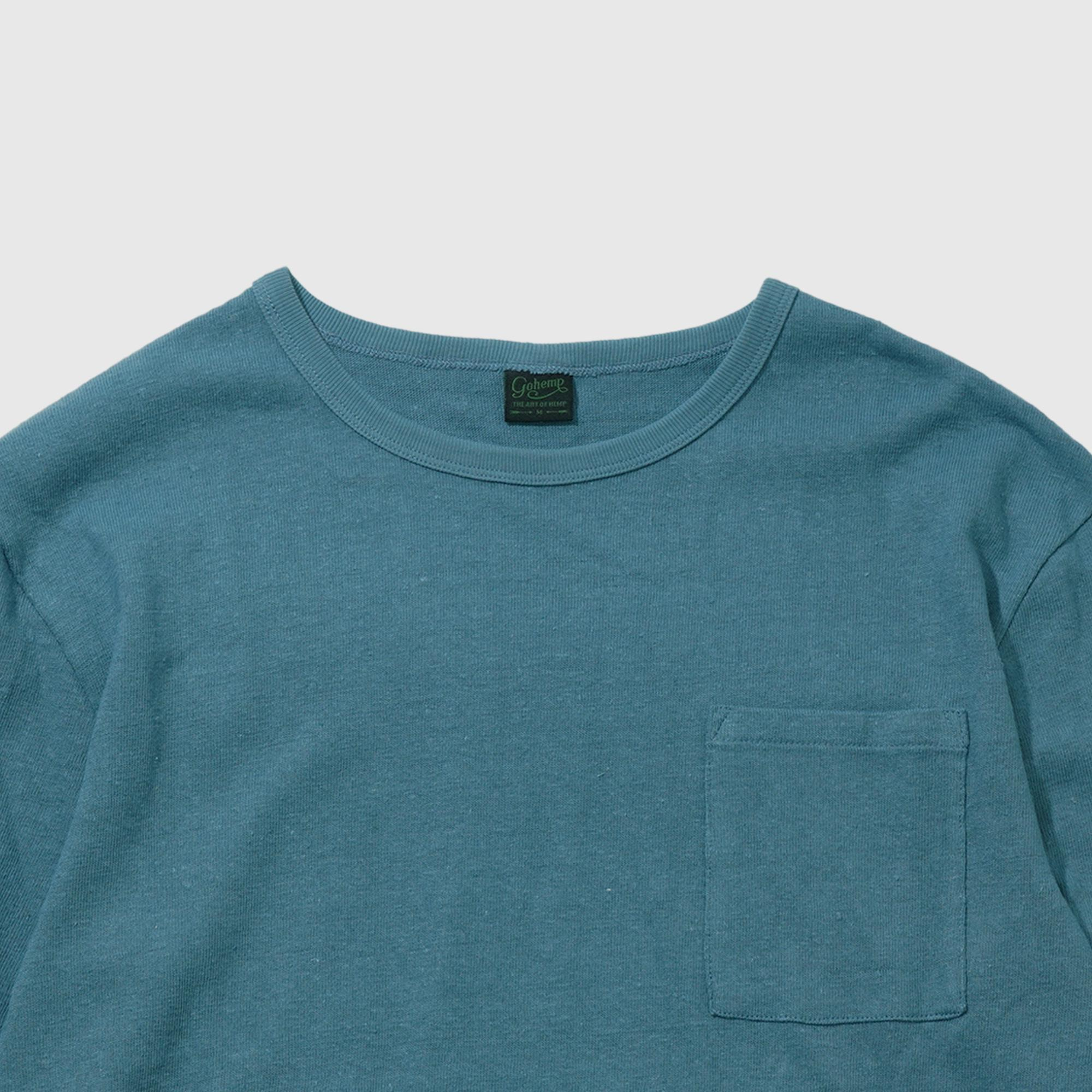 LOW POCKET TEE