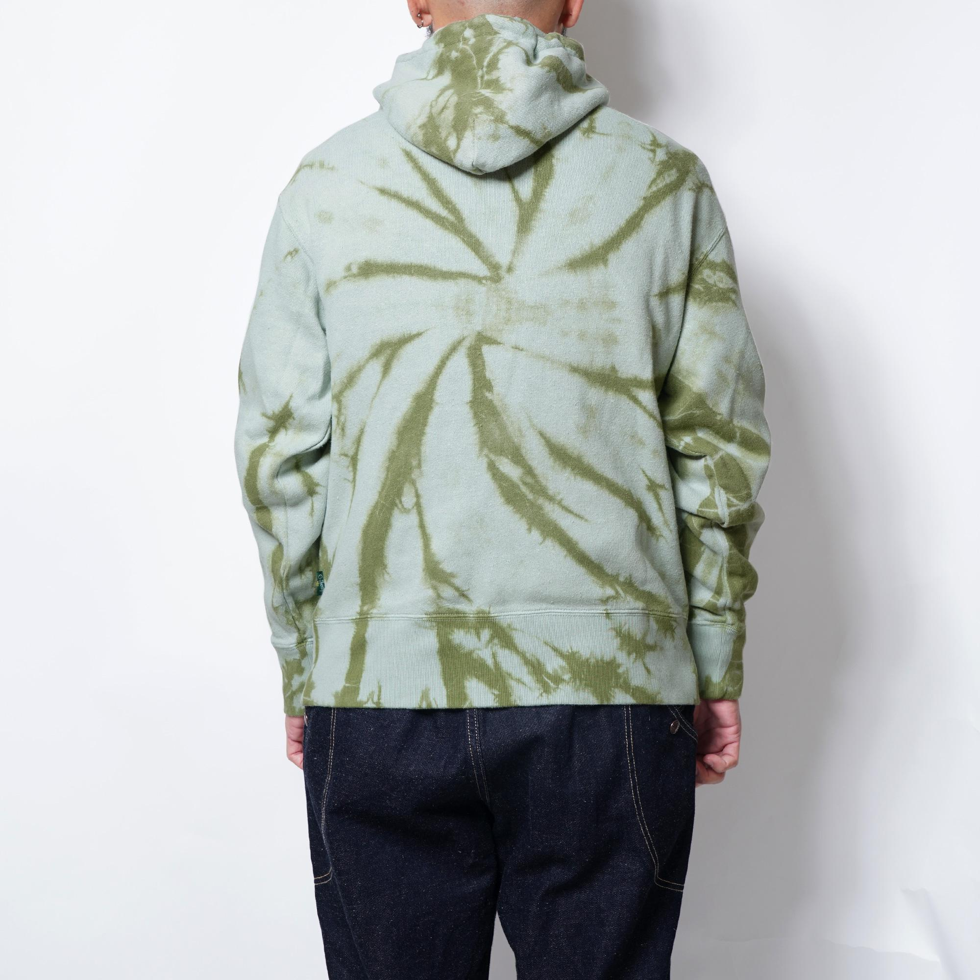 HEMP SET IN HOODY