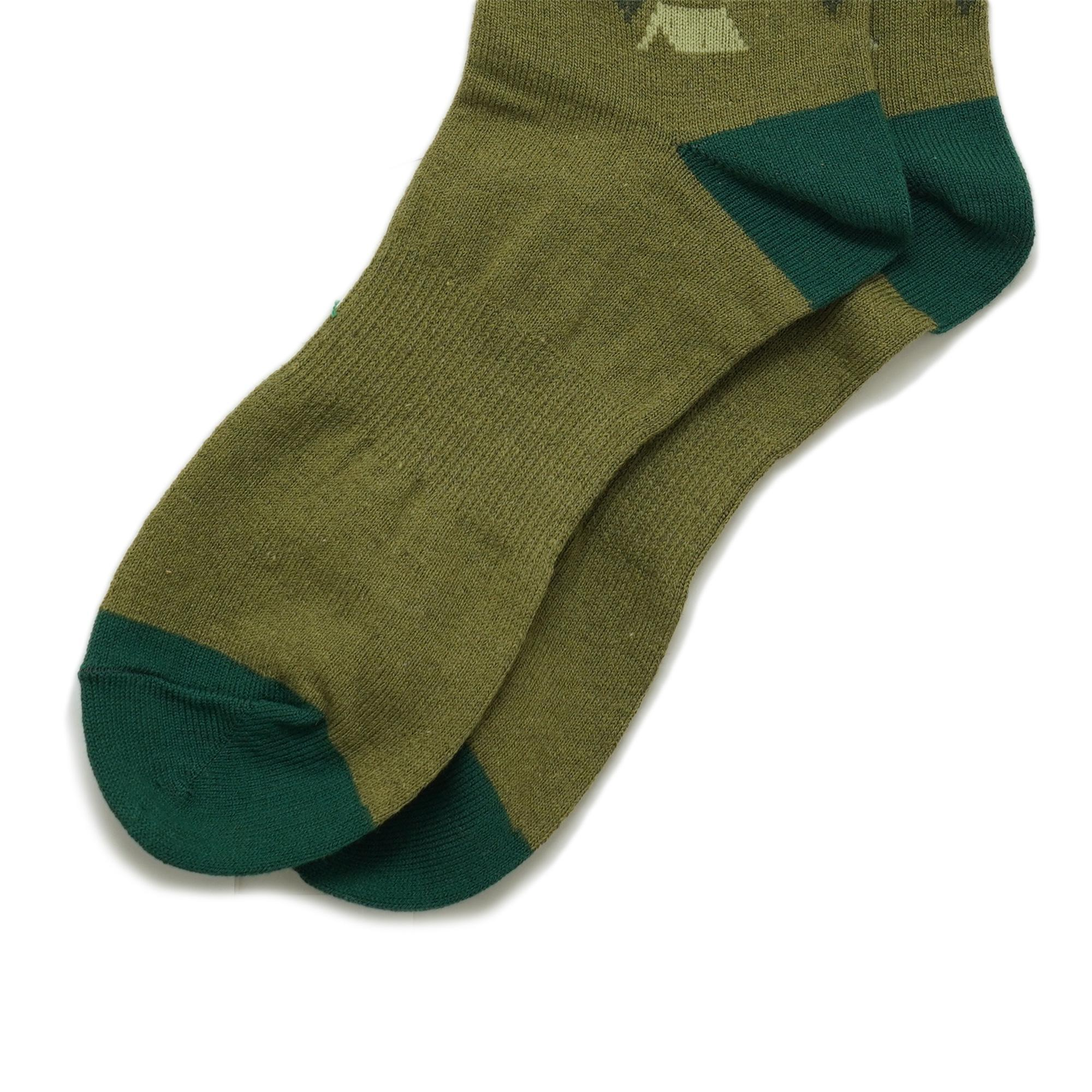FOREST CREW SOCKS/×ANONYMOUSISM