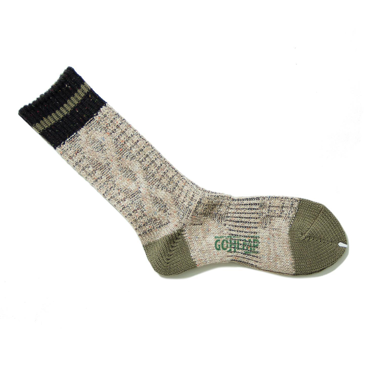CABLE LINE CREW SOCKS