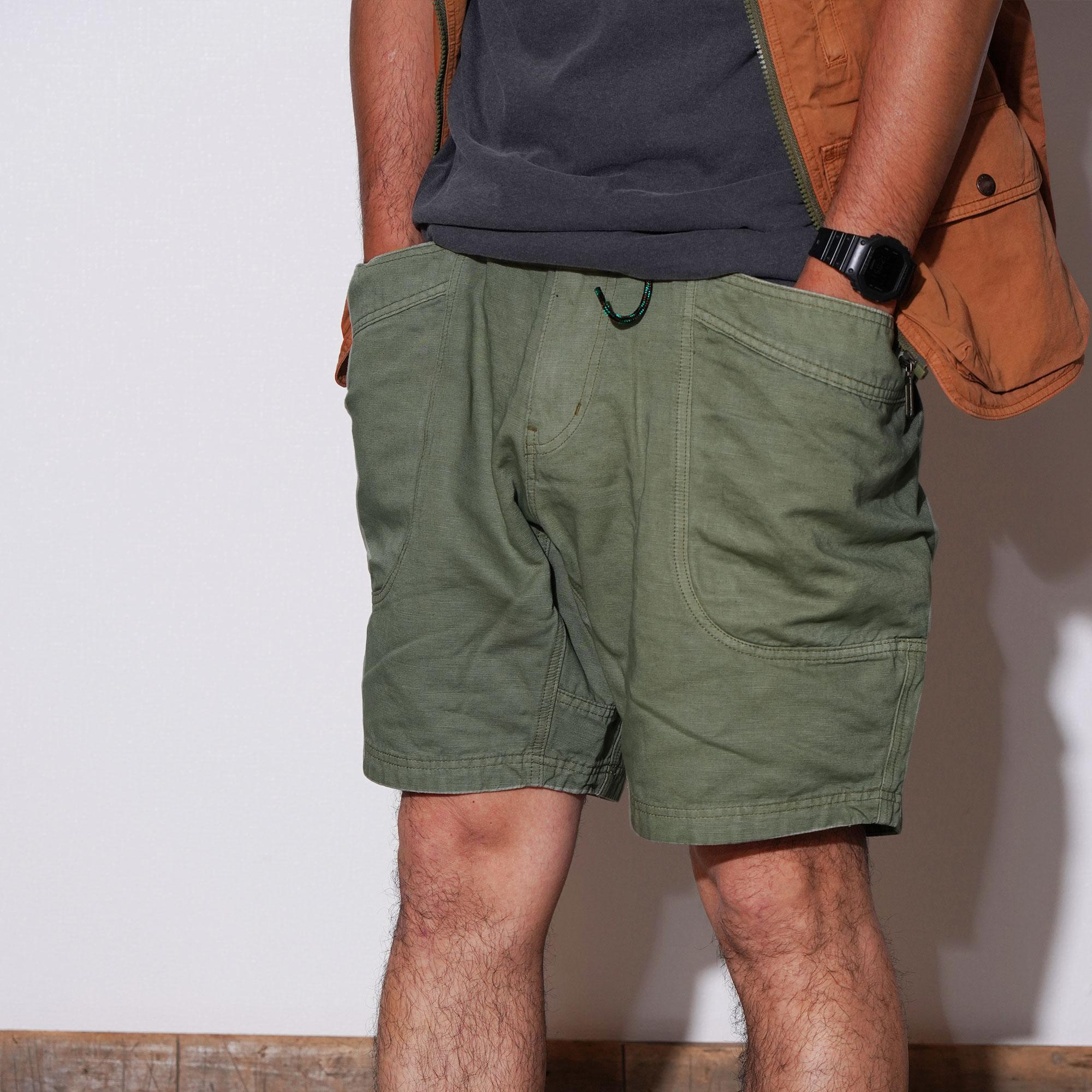 VENDOR CHILL SHORTS/H/C GROSGRAIN