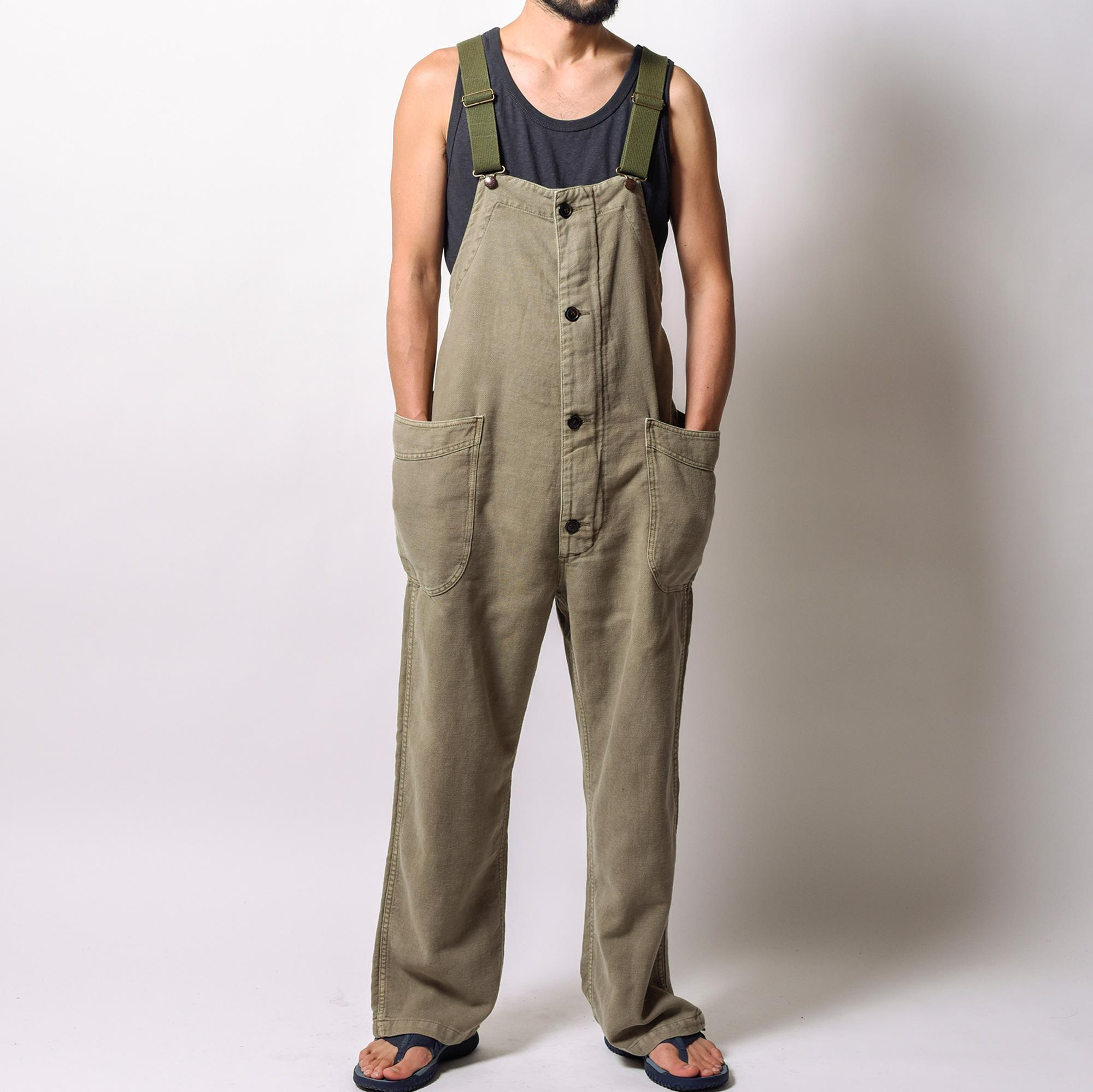 TUBE VENDOR ALL PANTS/H/C SERGE CLOTH