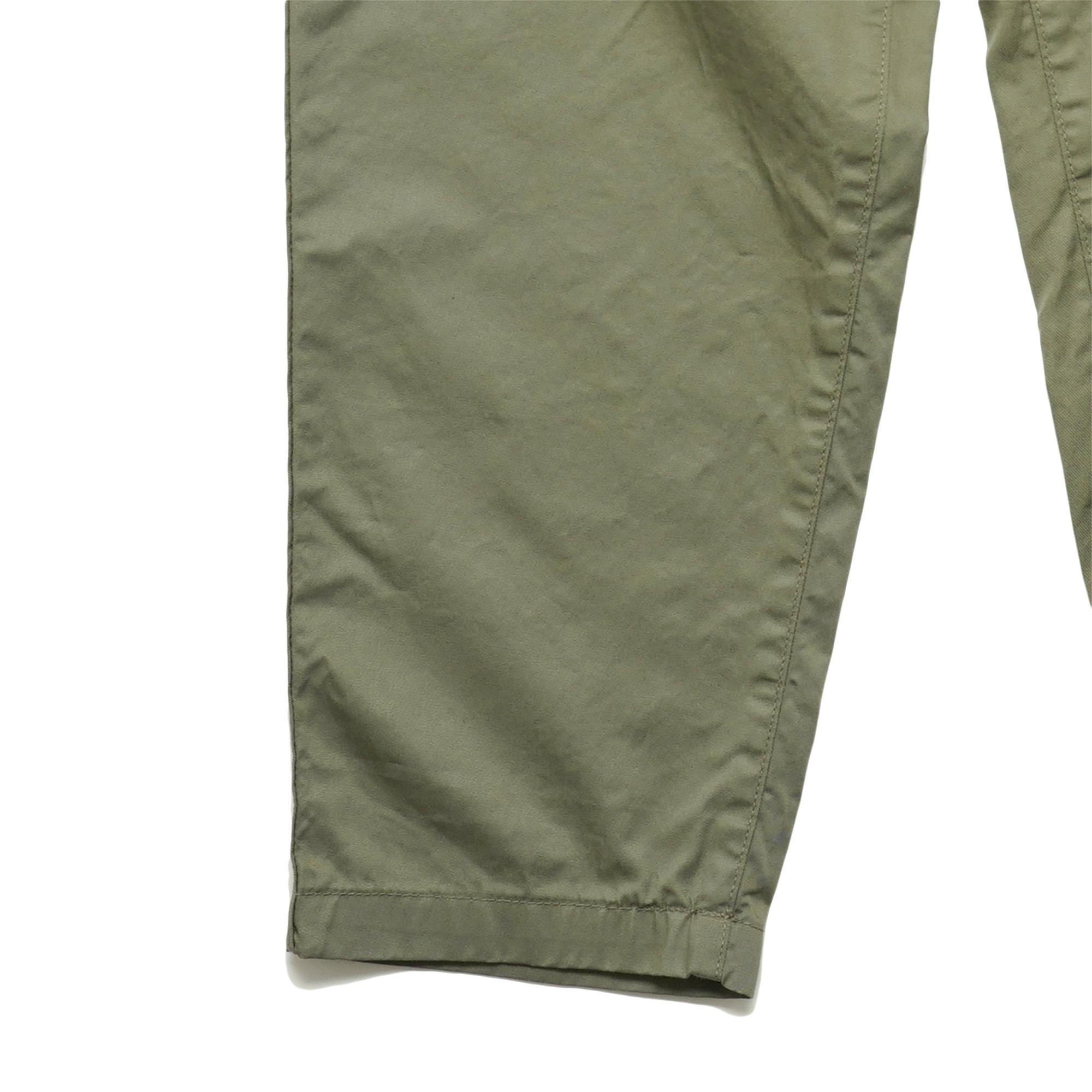 E.G PANTS/BURBERRY CLOTH - PROBAN® FINISHED