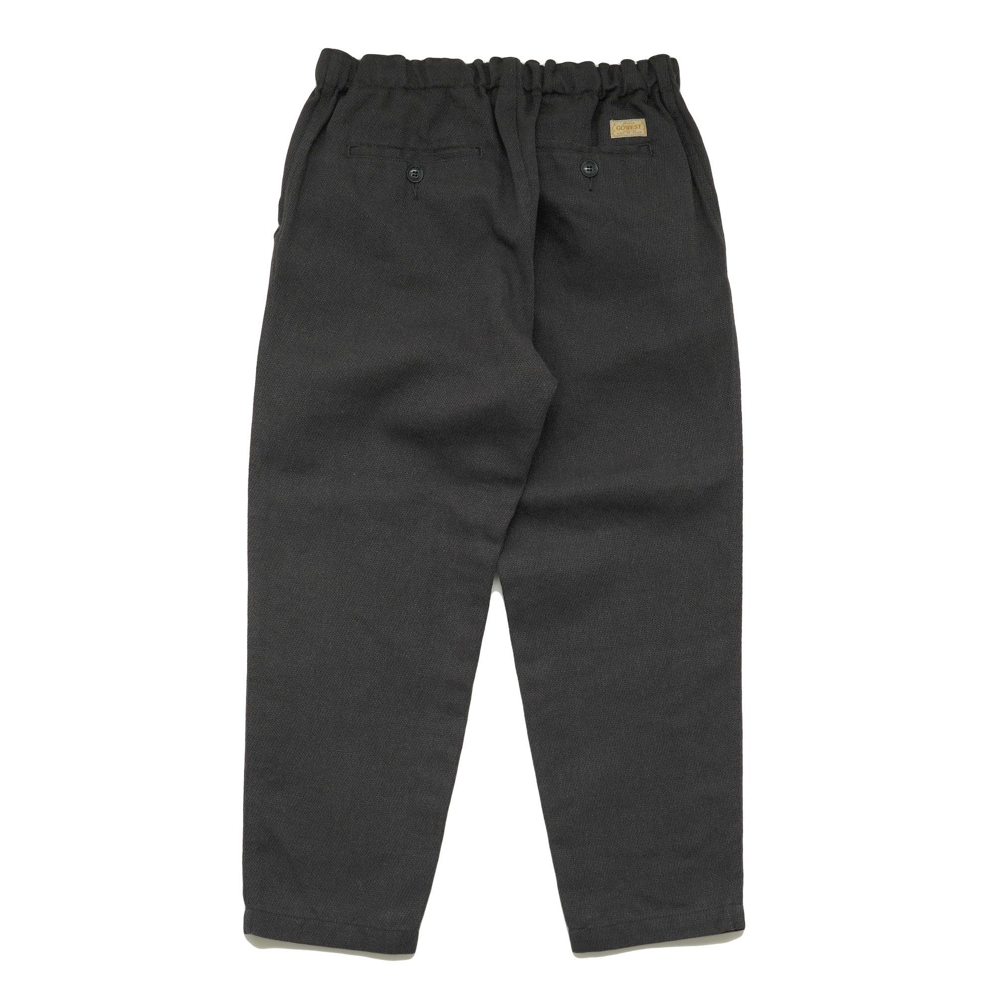 E.G PANTS/DRILL JACQUARD CLOTH