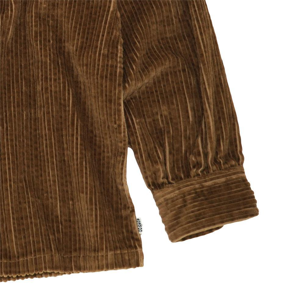 OUT OF BORDER SHIRTS/High Low Air Corduroy