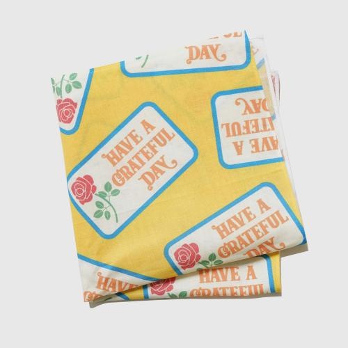 GRATEFUL DAY HANDKERCHIEF