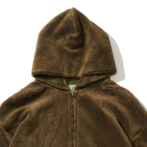 NO SIZE PARKA/H/C FLEECE