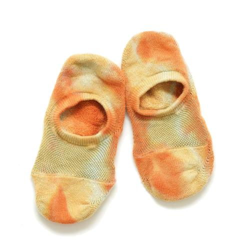 PILE TIE DYE SHOES IN SOCKS/×ANONYMOUSISM