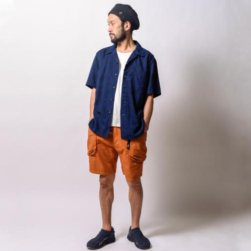 HEMP UTILITY SHORTS/H/C WEATHER