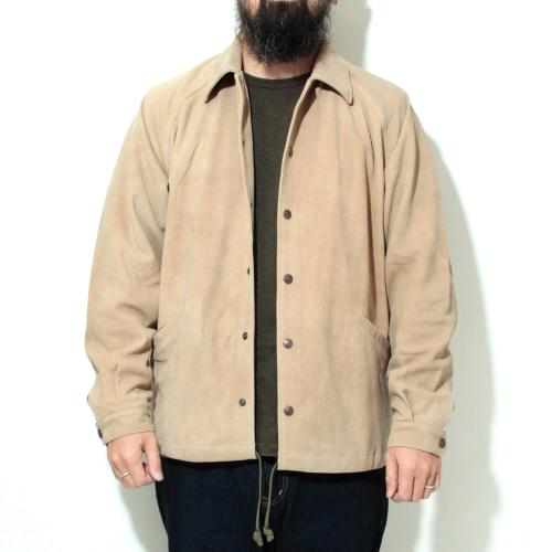 LOOSE COACH JACKET/GOAT SPRIT