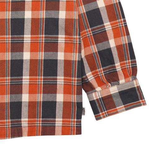 OUT OF BORDER SHIRTS/HEAVY COTTON FLANNEL CLOTH