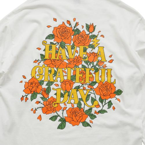GRATEFUL DAY L/SL T-SHIRTS/SOUVENIR SERIES
