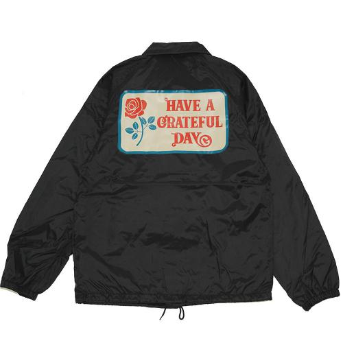GRATEFUL DAY COACH JACKET/SOUVENIR SERIES